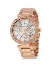 Michael Kors MK5491 Women's Parker Dial Rose Gold Steel Watch