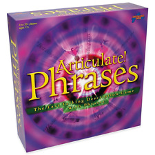 Lego Articulate Phrases Board Game