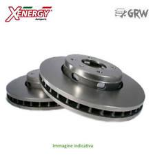 X602012 Coppia dischi freno Xenergy Anteriore FIAT SEDICI SUZUKI SX4