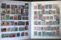 Commonwealth Stamp Album 18 Pages