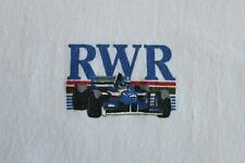 Vintage Formula 1 Williams Rothmans Racing Men's XL T-Shirt