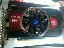 AMD Radeon HD 6770 PCIe Video Card DVI HDMI 1GB VRAM GDDR5 GPU