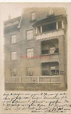 Ak, Meissen, Blick auf ein Mehrfamilienhaus 1916, (N)1815