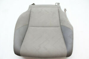2012 HONDA CIVIC EX COUPE FRONT RIGHT LOWER SEAT CUSHION GRAY OEM 12