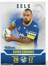 2017 NRL Traders Pearl Special (PS092) Kenny EDWARDS Eels