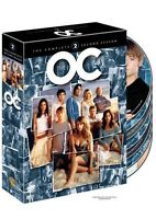 The OC - Complete 2nd Second Season 2 (DVD, 2012, 7-Disc Set) NEW Sealed
