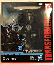 New listing Transformers Studio Series 35 Jetfire Revenge of The Fallen Leader Class Figure