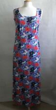 Cotton Blend Handmade 1970s Vintage Dresses for Women