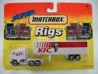 1994 Matchbox Super Rigs KFC (White Truck) NIB