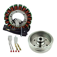Kit Stator + Magneto Flywheel For Suzuki LTA 400 Eiger LTF 400 Eiger 2002-2007