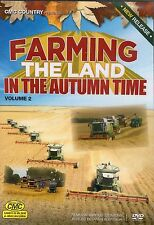 Farming the Land in the Autumn Time (Autumntime) (Free UK P&P)