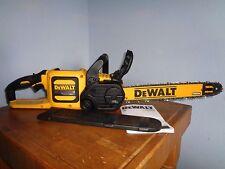 DEWALT DCCS670B FLEXVOLT 60V MAX Brushless Chainsaw  NEW