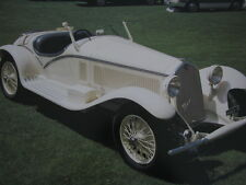 Poster Alfa Romeo 6C 1750 Gran Sport Touring Spider 1933