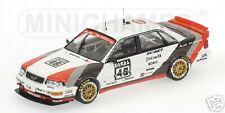 AUDI V8 DTM 1991 WALTER RÖHRL 1/43 MINICHAMPS