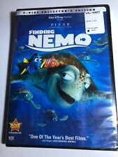 New Sealed Disney Finding Nemo Dvd 2003 2-Disc Set Sealed