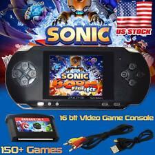 SNES Portable Console Handheld 16Bit PXP3 PVP Retro Megadrive 150 Video Games