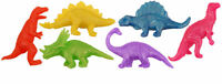 12 Stretchy Dinosaurs - Pinata Toy Loot/Party Bag Fillers Wedding/Kids