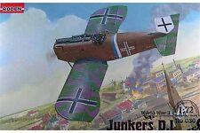 RODEN 036 1/72 Junkers D.1 (short fuselage version)