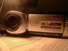 Sony HDR-CX105E plata. Camara Video