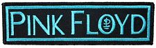 """Pink Floyd"" Band Logo Psychedelic Rock Music Merchandise Iron On Applique Patch"