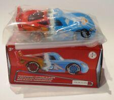 Disney Pixar Cars TRANSFORMING LIGHTNING McQUEEN Rare Over 100 Cars Listed !!