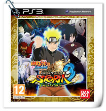 PS3 NARUTO SHIPPUDEN ULTIMATE NINJA STORM 3 FULL BURST Fighting Games Namco Band