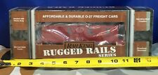 Rail King Rugged Rails New York Central Woodsided Caboose 33-7802 NEW BOX