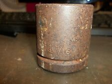 """WRIGHT 1 5/16"""" 6842 3/4"""" DRIVE 6 POINT IMPACT SOCKET  1 5/16 IN (G3)"""