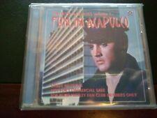 RARE ELVIS PRESLEY CD - FUN IN ACAPULCO ELVIS ACETATES VOL.2 - MEMORY RECORDS