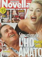 Novella 2020 10.Valeria Marini & Alberto Sordi,Caroline Flack,Gianni Agnelli