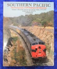 MORNING SUN BOOKS-SOUTHERN PACIFIC:Photography of SP Employee Bill Wolverton V.1