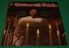 Mahalia Jackson  Christmas With Mahalia  1968 New Columbia CS 9727 Lp Record Oop