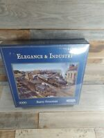 GIbsons 1000 piece jigsaw puzzle - Elegance And Industry New and Sealed