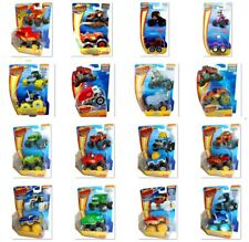 BLAZE and THE MONSTER MACHINES Fisher Price 1:64 scale die-cast vehicles new toy