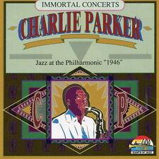 Charlie Parker Jazz at the Philharmonic 1946 immortal mezzodì Giant of Jazz CD