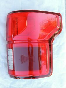 2018 F150 RH LED Tail light with Blind Spot NEW STYLE RIGHT Pass.  Side OEM FORD