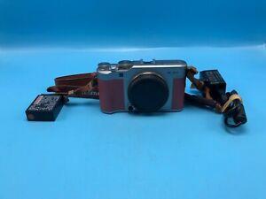 FUJIFILM Fuji X-A5 Mirrorless Digital Camera Body Only Pink! FREE SHIPPING!!!
