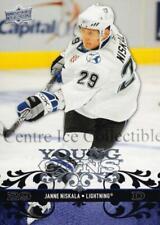 2008-09 Upper Deck #244 Janne Niskala