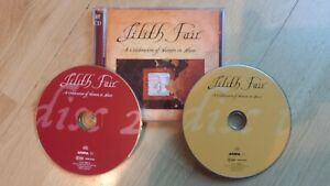 VARIOUS ARTISTS - Lilith Fair/A Celebration of Women in Music (Cd x 2 1998)