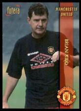 Futera Manchester United 1998 Verzamelingen Brian Kidd Class of 68 No.52