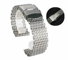 Watch Mesh Strap IWC Portofino Stainless Steel Milanese Watchband 18 20 22 24 MM
