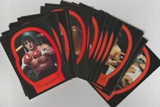 Action Collectable Trading Cards with Stickers