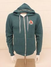 American Apparel Avery Brewing Boulder CO Liliko'i Kepolo Green Hoodie Small NEW