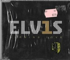 Elvis PRESLEY BURNING LOVE AUSTRALIAN CD SINGLE MINT/FACTORY SEALED