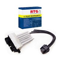 Heater Blower Resistor + Wiring Loom Fits BMW 3 Series E46 X3 E83