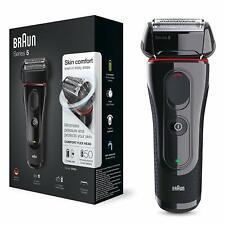 Afeitadora electrica Inalambrica en seco recortadora autonomia 45min 5030s Braun