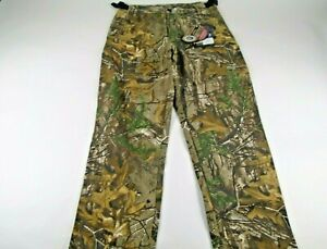 New Scent Blocker Realtree Camo Pants - Youth X Large Ships Free