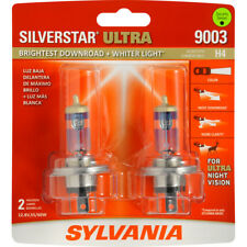 Headlight Bulb-SilverStar Ultra Blister Pack Twin Front SYLVANIA 9003SU.BP2