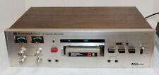Vintage JVC Nivico 1205u Stereo 8-Track Tape Cartridge 2ch Recorder 4ch Player