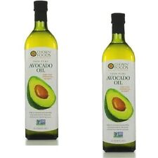 Chosen Foods 100% Pure Hand-crafted Avocado Oil (33.8-oz Bottle) Pack of 2 by Ch